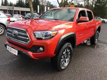 2016 Toyota Tacoma TRD Off-Road 4×4 in Spangdahlem, Germany