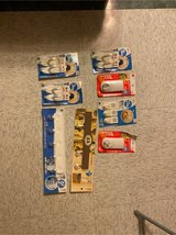 new in package wall hangers (8 packages) in Okinawa, Japan