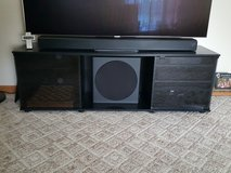 """60 """" TV STAND LIKE NEW in St. Charles, Illinois"""