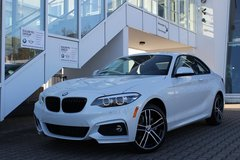 2020 BMW 230i xDrive Coupe *M-Sport $6,790 OFF MSRP in Ramstein, Germany