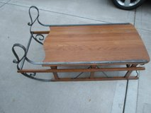 Sleigh Coffee Table in Sandwich, Illinois