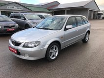 Mazda 323f 30.000 miles/brand new inspection in Hohenfels, Germany