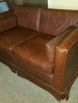 Love Seat real Leather High End in Alamogordo, New Mexico