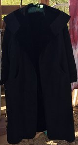 Very Nice Black Dress Coat in 29 Palms, California