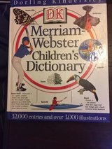 Merriam Webster Children's Dictionary in Chicago, Illinois