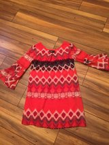 Summer / Spring girls dress seventies style Sz 7 in Naperville, Illinois