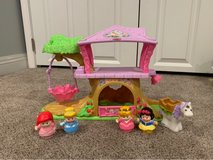 Fisher Price Little People Fairy Treehouse with Disney Princesses and Horse in Westmont, Illinois
