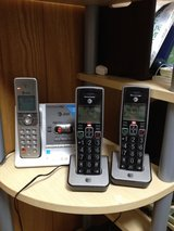 3 cordless phones in Okinawa, Japan