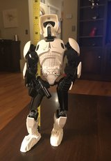 LEGO Scout Trooper in St. Charles, Illinois