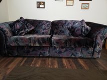 couch with bed in Fort Polk, Louisiana