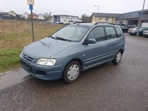 MITSUBISHI SPACE 1.6 Manual NEW INSPECTION 2001 only 67.000 miles in Ramstein, Germany