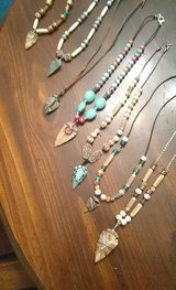 Arrowhead necklaces in Fort Polk, Louisiana