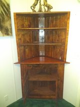 Corner cabinet in Fort Polk, Louisiana