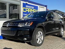 2013 VOLKSWAGEN TOUAREG LUXURY 4-MOTION in Ramstein, Germany