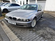 AUTOMATIC BMW 525i 6 cylinder * New inspection * New service* BEST CONDTION* in Spangdahlem, Germany