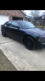 2007 DODGE CHARGER SXT in Fort Polk, Louisiana