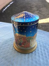 "Silent Night music box 6"" in Ramstein, Germany"