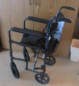 Transport Chair -- very light weight in Conroe, Texas
