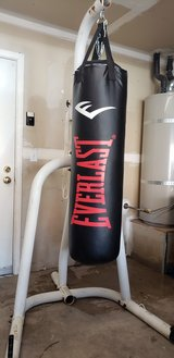 Heavy Bag punching bag w/stand in Travis AFB, California