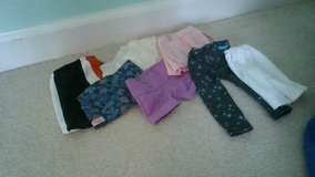 American Girl Doll and Our Generation Doll skirts, shorts and leggings. in Joliet, Illinois