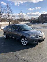2008 Mazda 3 I - One Owner - Well Maintained - Galaxy Grey - Automatic in St. Charles, Illinois