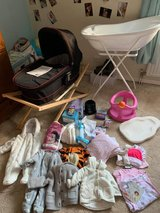 baby starter bundle bargain lot cot bath all. sort in Lakenheath, UK