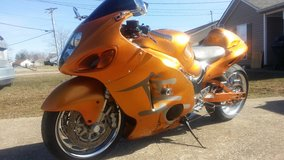 Hayabusa in Fort Campbell, Kentucky