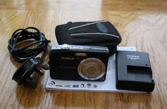 Fujifilm Finepix F60FD Digital camera in Lakenheath, UK