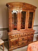 Riverside China Hutch in Dyess AFB, Texas
