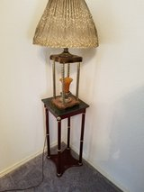 Lamp Stands in Dyess AFB, Texas