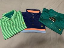 Master's Golf Shirts - 3 - XXL - Purchased New at the Course in Norfolk, Virginia