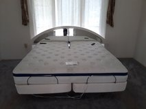 Comfortaire King Adjustable Bed in Dyess AFB, Texas