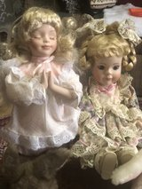 Collection of dolls in Alamogordo, New Mexico