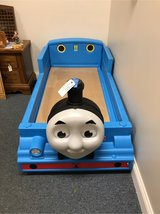 Thomas Train Toddler Bed in Bartlett, Illinois