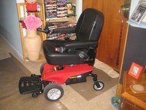 Power Wheelchair... great shape, good battires in Oswego, Illinois