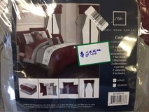 20 Piece Comforter Set in Fort Riley, Kansas
