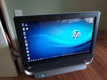 HP Touchsmart 21.5inch All in One Computer in Okinawa, Japan