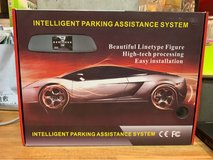 parking sensor new in box which mirror display in Okinawa, Japan