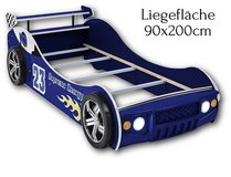 Racecar Toddler bed in Baumholder, GE