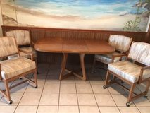 kitchen table with 4 chairs in Algonquin, Illinois