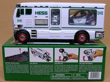 2018 Hess RV Combo (NIB) in 29 Palms, California