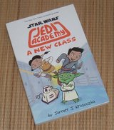 Star Wars Jedi Academy A New Class Soft Cover Book in Morris, Illinois
