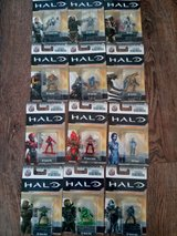 HALO Nano Metalfigs 100% Die-Cast Metal in Yucca Valley, California