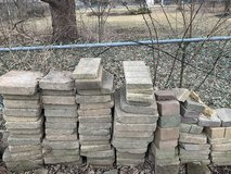 Free Landscaping bricks in Naperville, Illinois