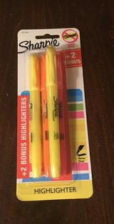 Sharpie Highlighters in Oswego, Illinois