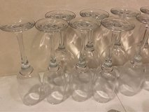 Wine Glasses and Champagne Flutes in Okinawa, Japan