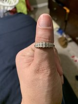 Sterling silver ring in Fort Polk, Louisiana