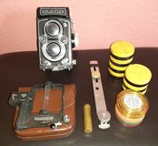 Rolleiflex vintage CAMERA in Yucca Valley, California