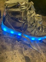 Light up shoes in Fairfield, California