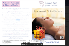 AYURVEDA SPA JUST OPENED CALL FOR BOOKING in Okinawa, Japan